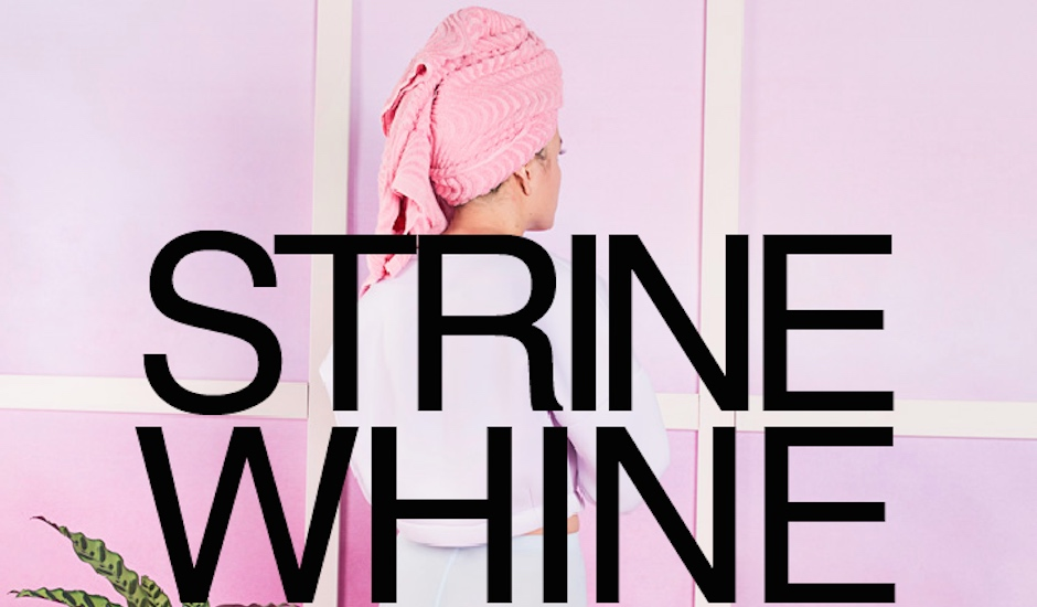 Printout: Strine WHINE Issue #3