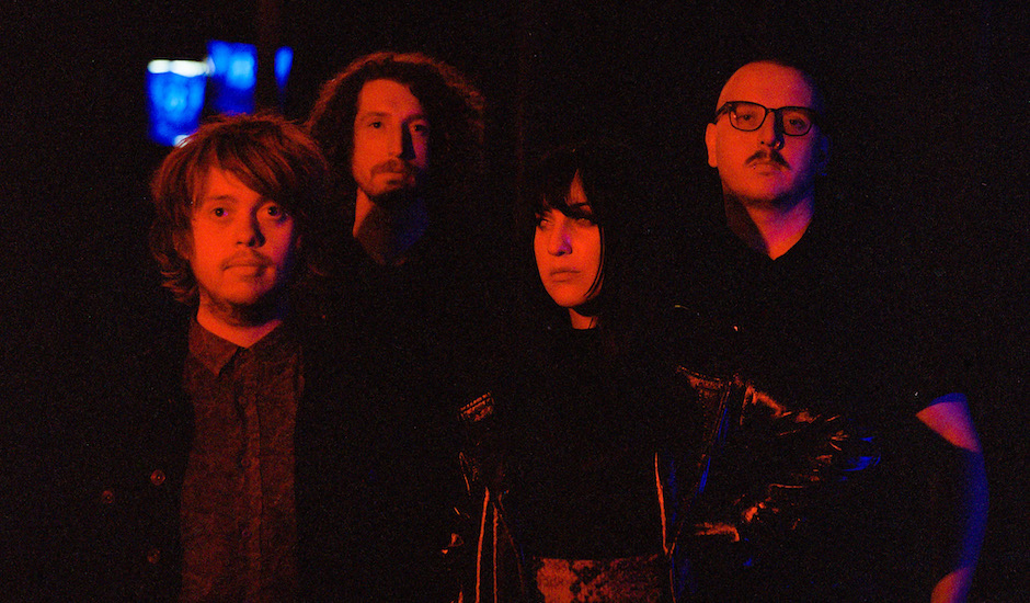 Meet Psychobabel, who make doomy psych-rock with their latest single, Chaotic Neutral