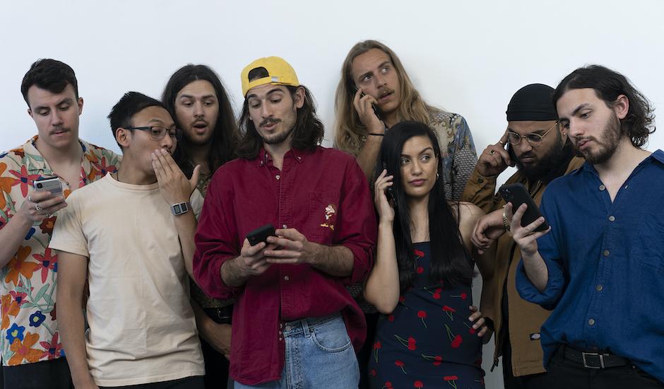 Premiere: Growing Perth collective Racka Chachi share new single, Mother God