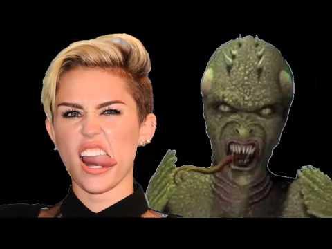 shape shifting reptilian celebrities