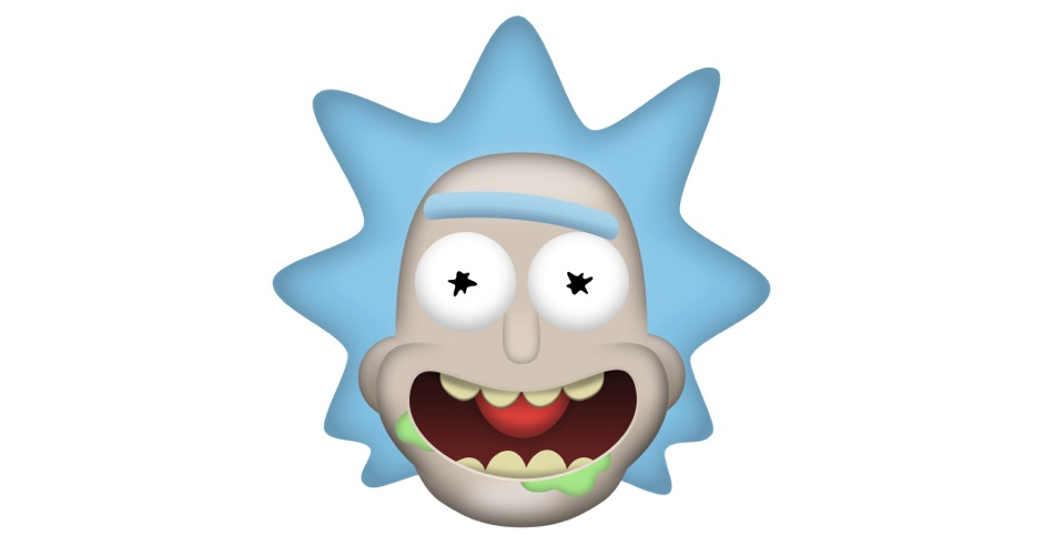 Adult Swim have blessed us with Rick & Morty emojis