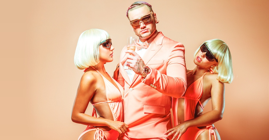 The Neon Icon himself, RiFF RAFF is touring Australia this June