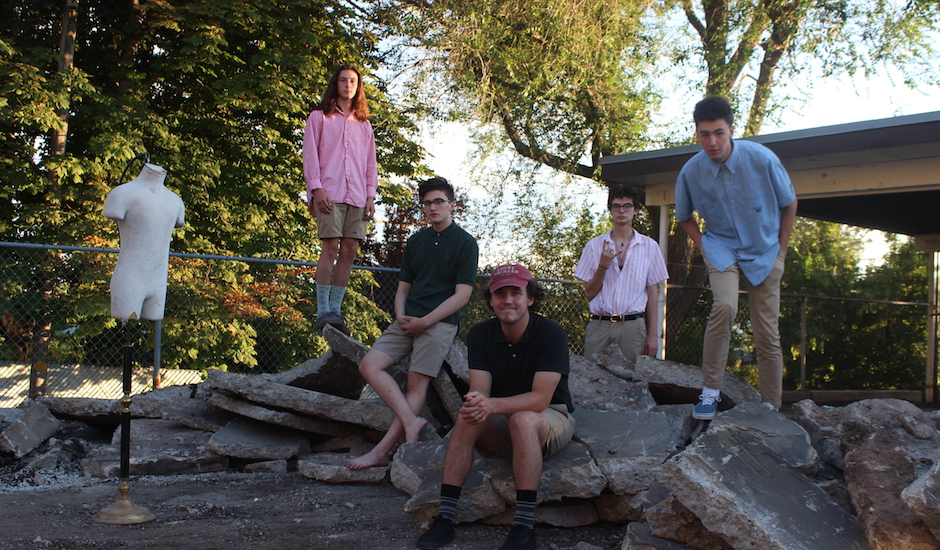 Meet Salt Lake City's Ritt Momney, a rad band of teenagers making some great music