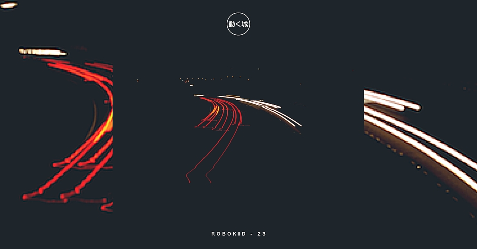 Listen to Robokid's new original tune, 23