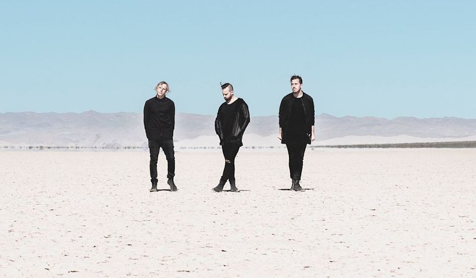 RÜFÜS DU SOL return triumphant with official name change and new single, No Place