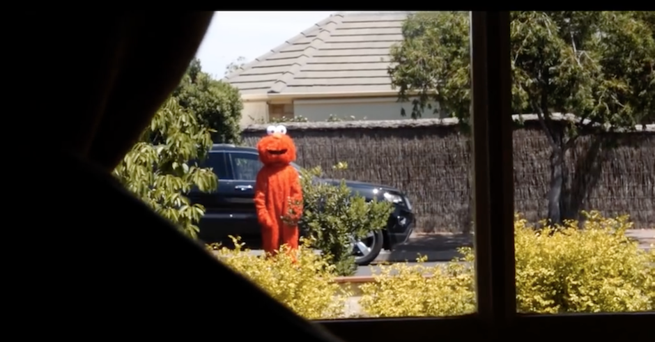 Ruin your childhood with a horror version of Sesame Street