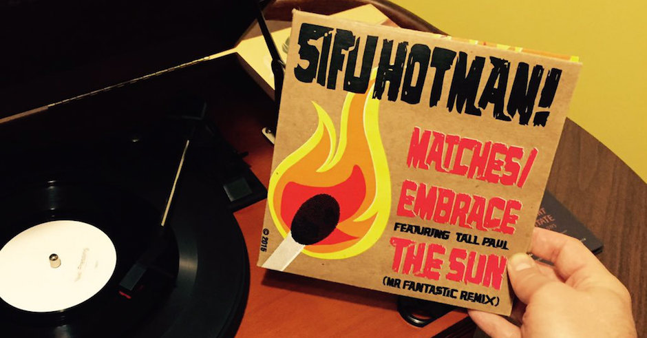 Mr Fantastic remixes Sifu Hotman's Embrace The Sun feat. Tall Paul