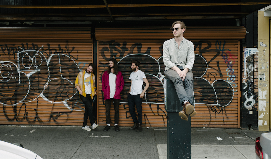 Premiere: Watch the woozy new video for Slow Turismo's latest single, Pistol Powder