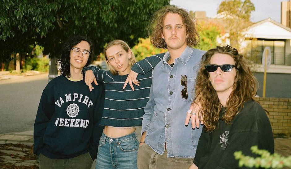 Spacey Jane, Perth's next runaway success story, hit a new peak with Straightfaced