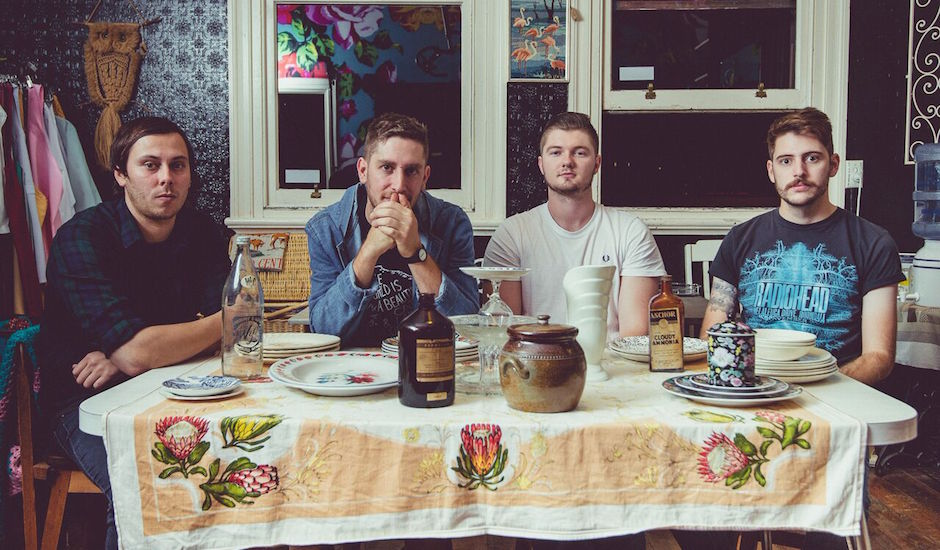 Premiere: Drift away with Spilt Cities' soaring new single, Whirlpool