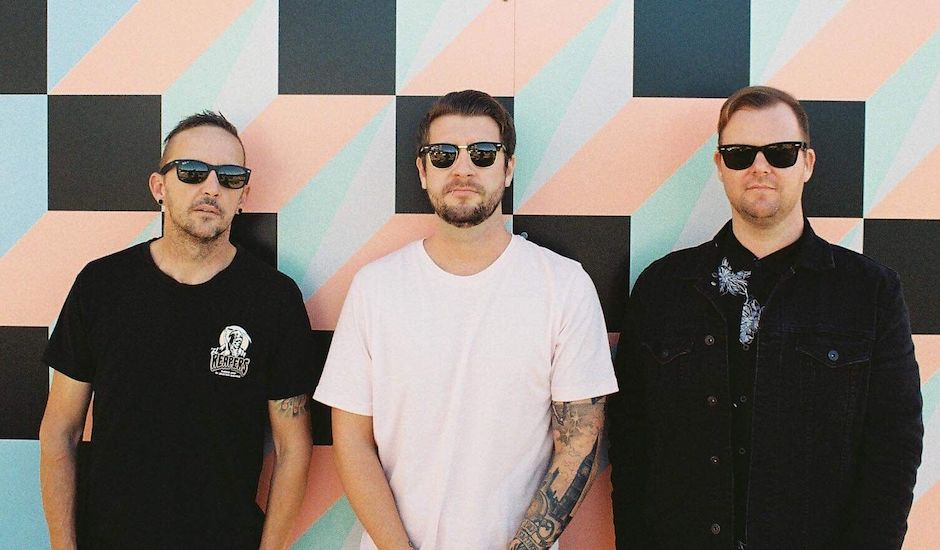 Premiere: Stone Lions bring a pop-punk punch with Take Me Back