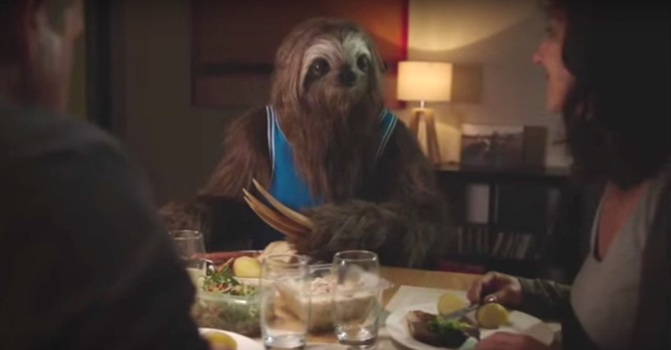 Stoner Sloth feels like an anti-weed campaign designed by stoners, for stoners