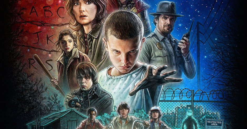 DJ Yoda made a Stranger Things mixtape and it's filled with nostalgic gold
