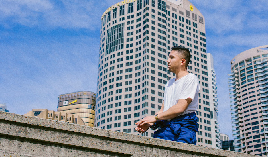 Strict Face guides us through his new mixtape, New Racer