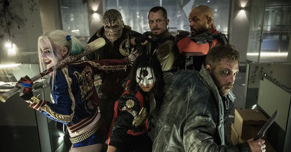 A new Suicide Squad trailer is here to help you forget Batman V Superman