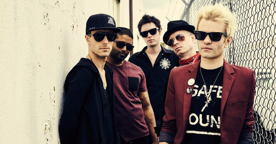 Sum 41 release meme-infested video for Fake My Own Death