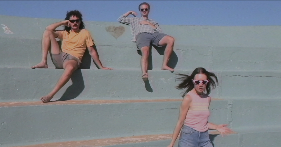 Premiere: Meet Sunscreen and the breezy new video clip for their single, Voices