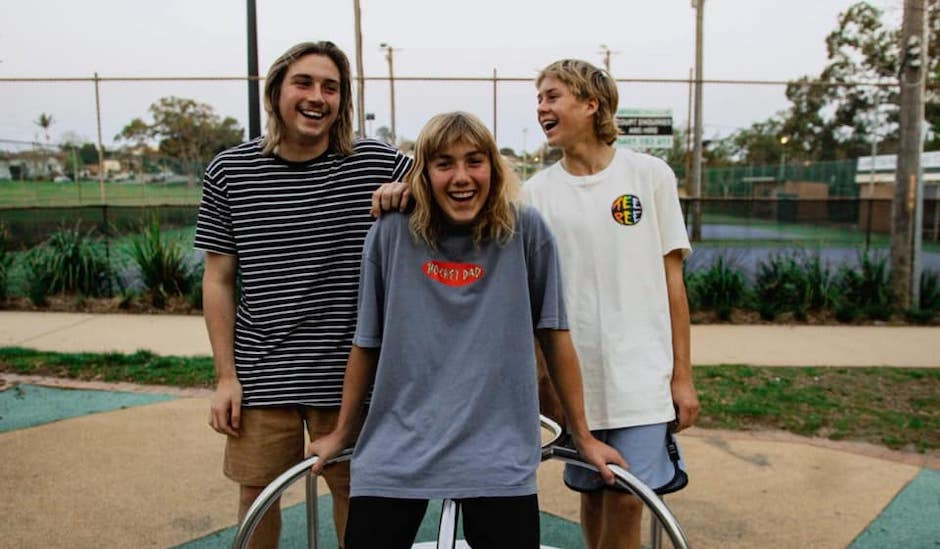 EP Walkthrough: Surf Trash talk their debut EP, Busy Doing Nothing