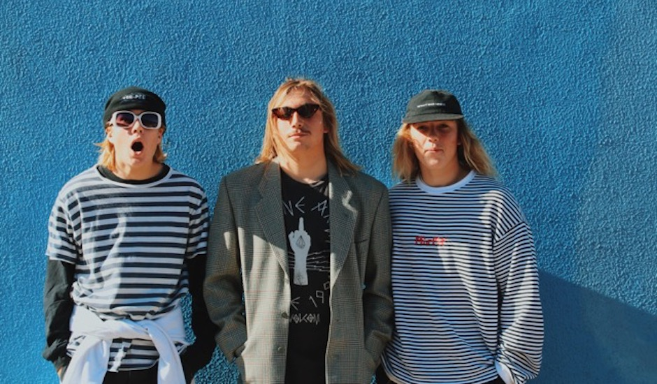 Get the first listen of Surf Trash's v-important new song, Friends