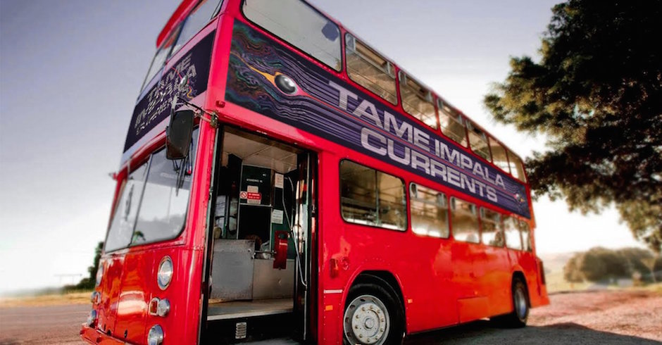 Tame Impala Launch Splendour In The Grass Bus Service
