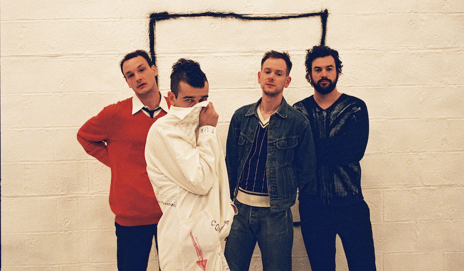 Striving for boldness (and avoiding boredom) with The 1975