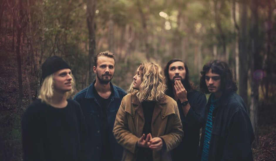 Premiere: The Belligerents master psychedelic space rock on Looking At You