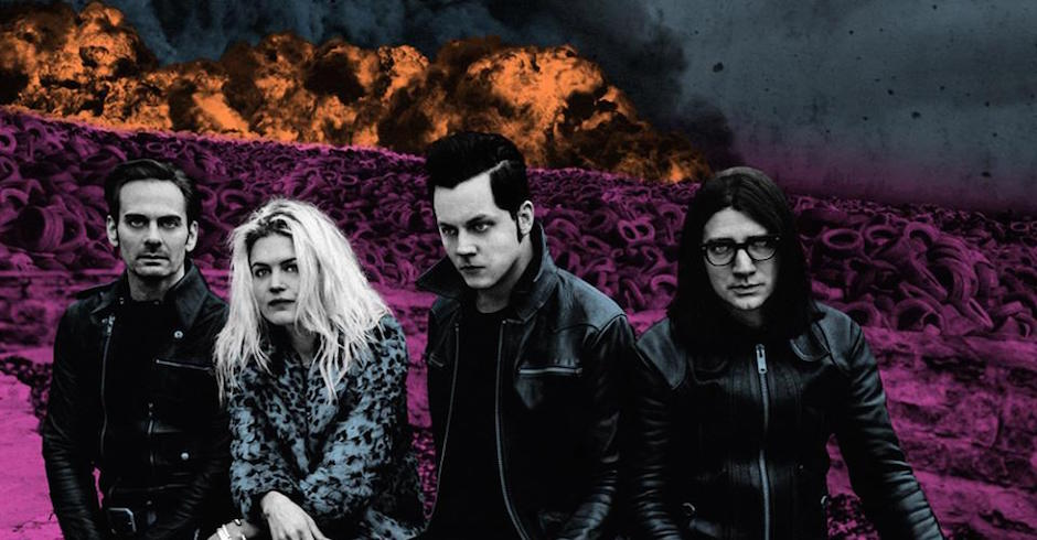 Watch: The Dead Weather - I Feel Love (Every Million Miles)