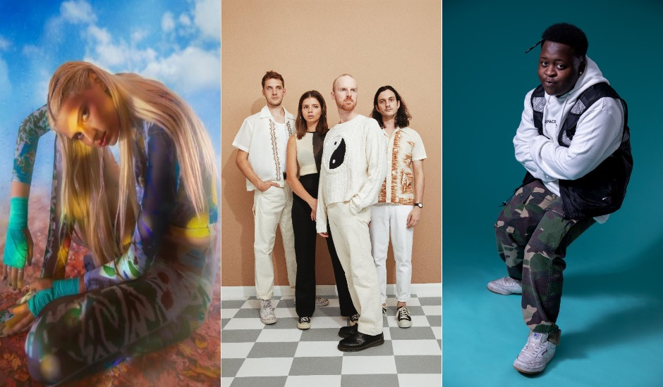 This week's must-listen singles: The Jungle Giants, Arno Faraji, Banoffee + more