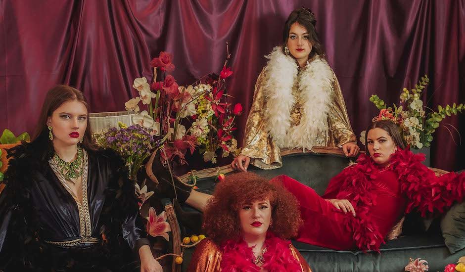 Premiere: Meet The Mamas, who drop a disco-charged new single, Dancefloor