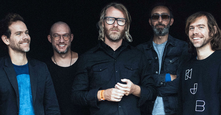 The National share a melancholy new album cut, Guilty Party