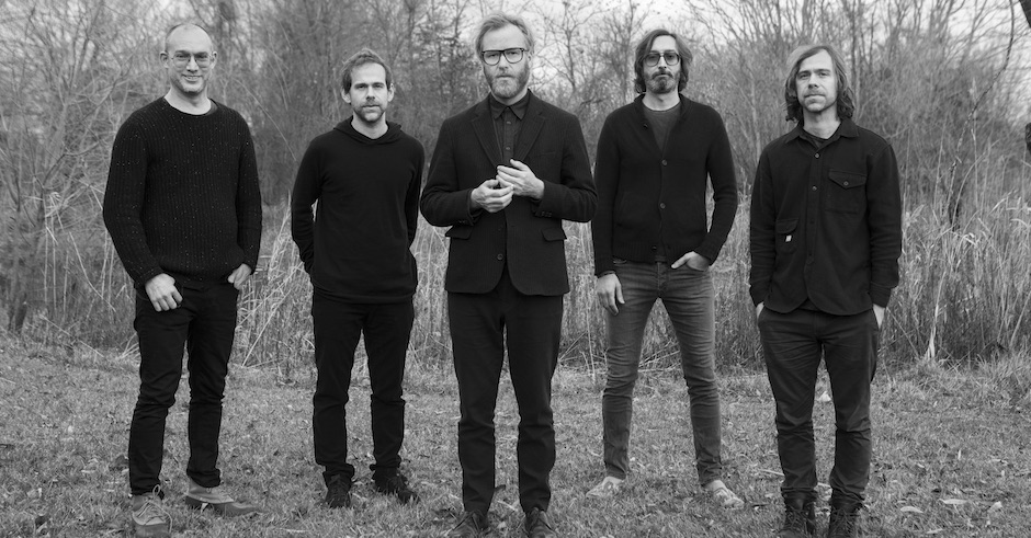 The National are back, sharing a new track and announcing a new album