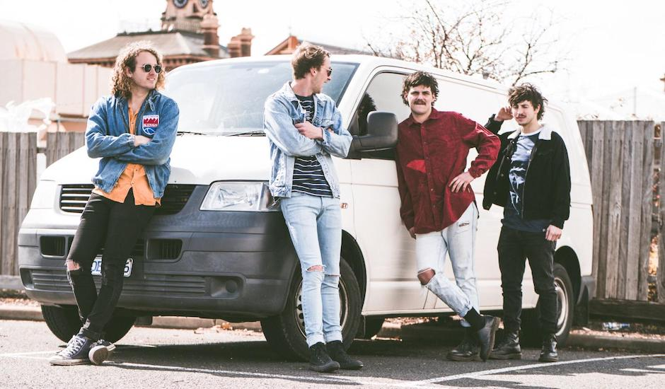 Exclusive: The Paddy Cakes premiere their debut EP with an EP walkthrough