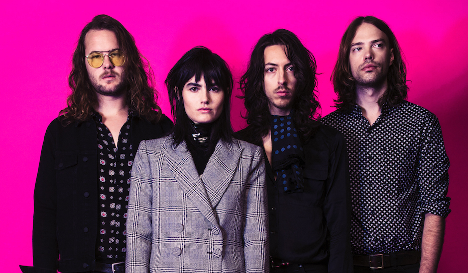 The Preatures release video for Girlhood, announce Oz Tour