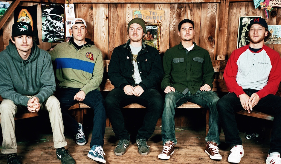 Five Minutes With The Story So Far