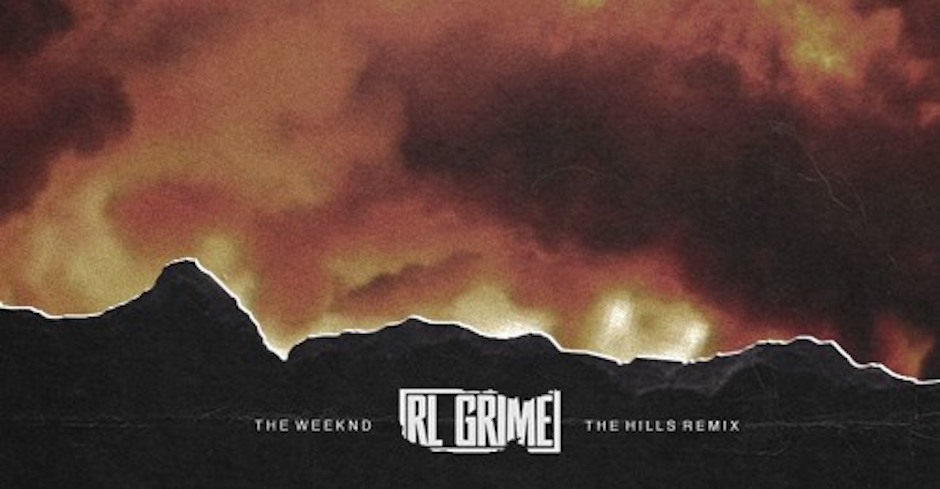 Listen: The Weeknd - The Hills (RL Grime Remix)