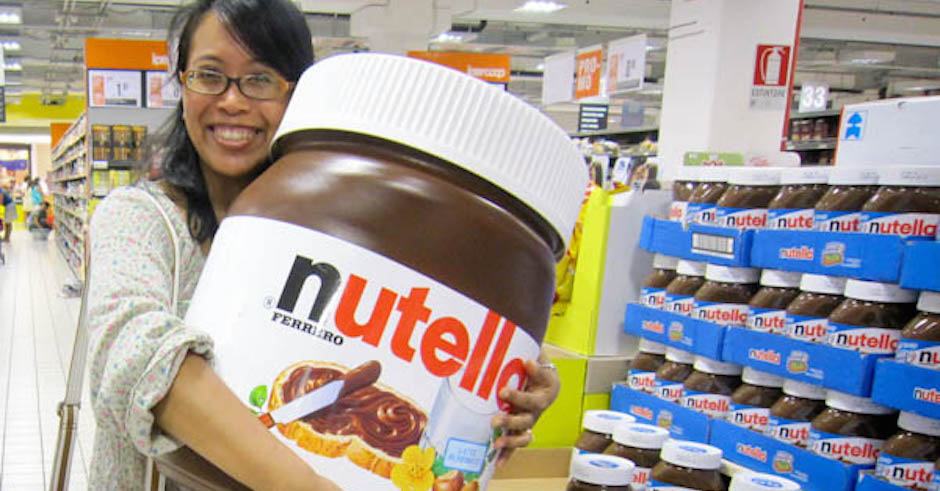 There Is A Nutella Pop-Up Store Launching In Melbourne