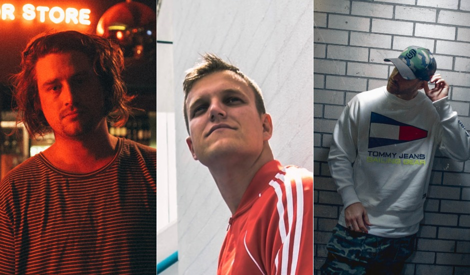 Exclusive: Hood Rich, Wongo & Lowdown bring Aussie heat to This Ain't Bristol: Amsterdam
