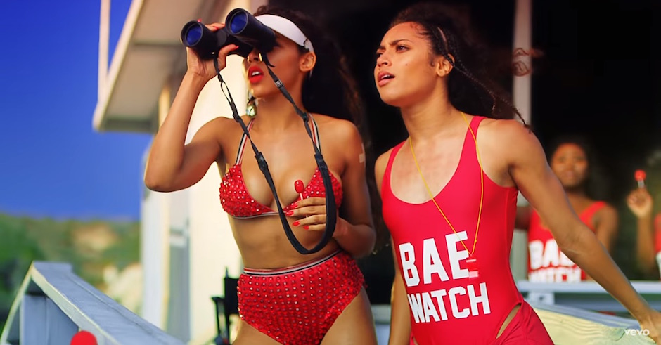 Tinashe wants you to Superlove the new Baewatch