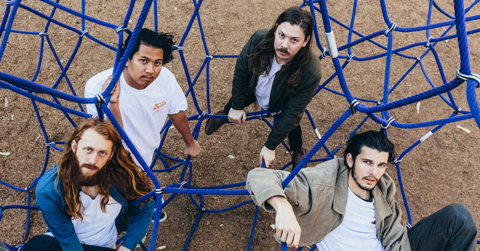 Track By Track: Tiny Little Houses walk us through their energetic debut album, Idiot Proverbs
