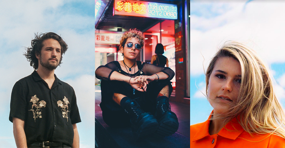 This week's must-listen singles: LUCIANBLOMKAMP, Eliott, CANDY + more