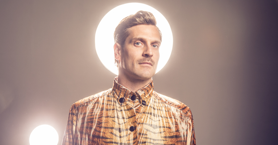 The man, the myth, the legend... Touch Sensitive returns with Lay Down