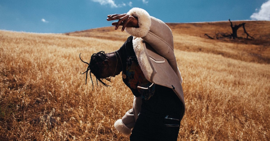 Travi$ Scott swoops in with a trio of new releases and album news