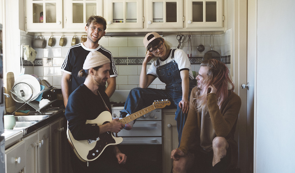 Exclusive: Treehouses unveil new single Old Friends ahead of Listener Australian support