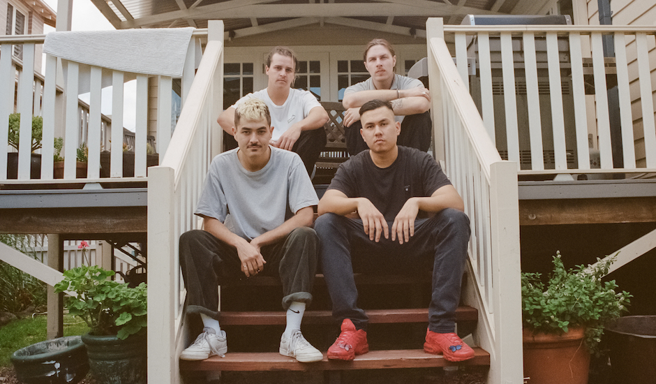 Get to know Sydney crew Triple One, who just released their new EP, The Naughty Corner