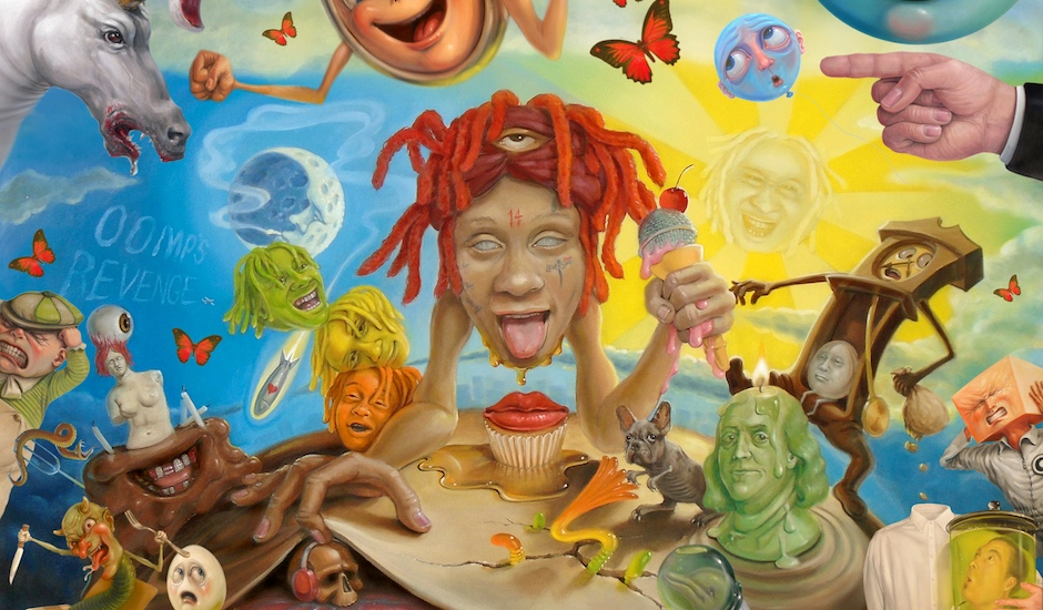 Trippie Redd's Life's A Trip is one of the year's strongest debut rap albums