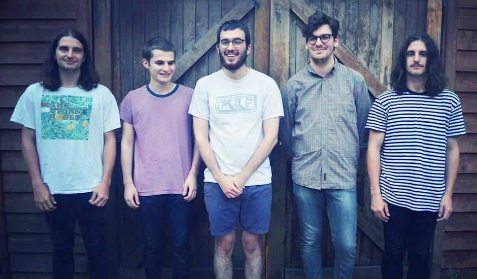 Get to know Turtle Bay Television and their just-released debut EP, Rest Well In Your Shell