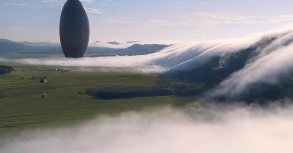 Two brand new trailers arrive for upcoming sci-fi epic, Arrival