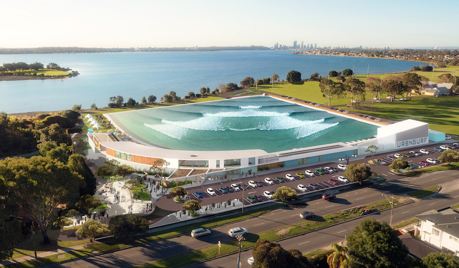 Meet URBNSURF, the legends trying to bring a surf park to Perth's metro area