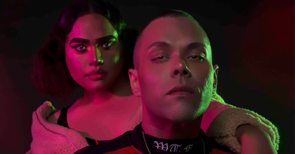 Premiere: Meet Brisbane's Val Flynn and his left-field collab with Miss Blanks, Werq 4 It