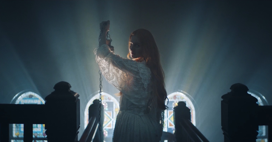 Vera Blue unleashes epic, cinematic new video clip for latest single, Private